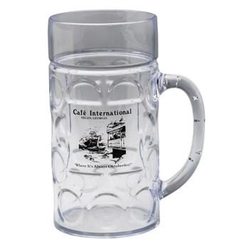 32 oz. Dimpled German Beer Stein
