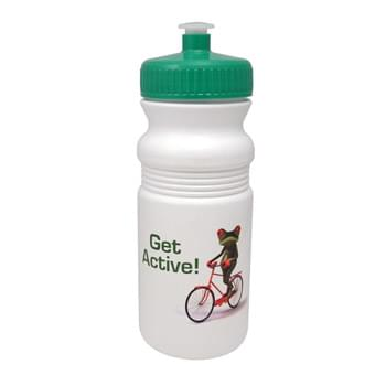 20 oz. Value Sports Bottle with our RealColor360 Imprint