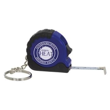 3 ft. Mini Tape Measure with Key Ring